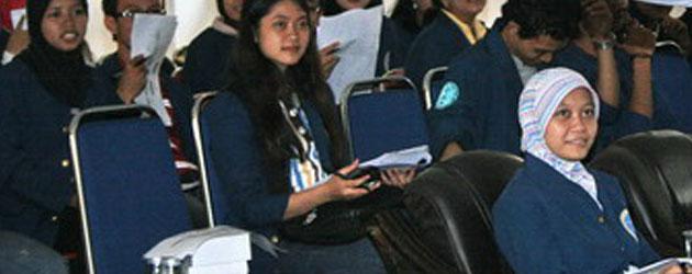 Penerimaan Mahasiswa Baru Tahun Ajaran 2015/2016