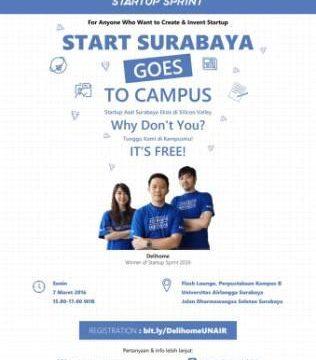 Start Surabaya Goes to Campus