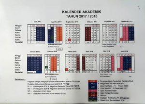 kalender akademik 2017-2018 ok