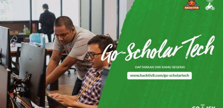 GO-SCHOLAR TECH – Beasiswa pelatihan programming