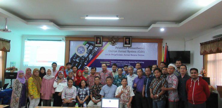 Pelatihan Pemanfaatan Open Journal System (OJS)