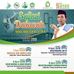 Safari Dakwah 2018 (Ustadz Abdul Somad)