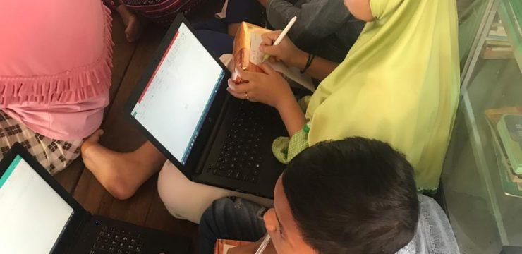 SI FST UNAIR Kembangkan Sistem Informasi Inventaris Barang Untuk Poliklinik Pemulung