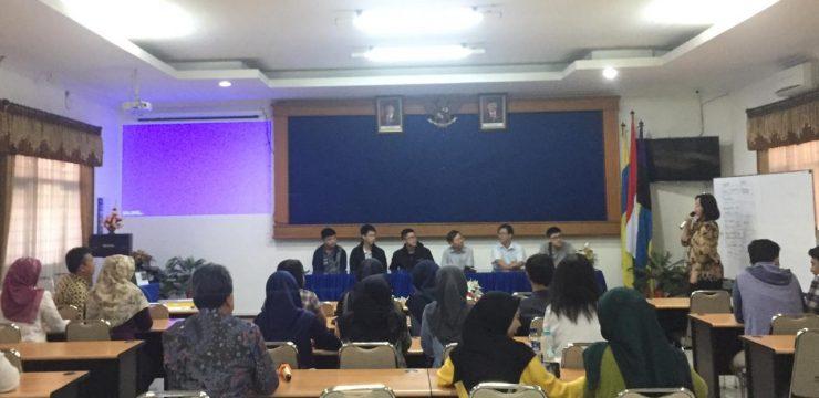 SI FST UNAIR Mendapat Kunjungan dari Asia University